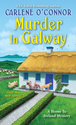 Murder in Galway book cover